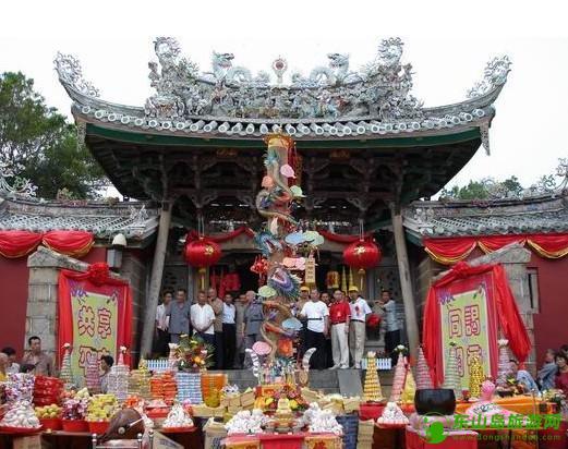 东山岛关帝庙